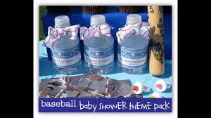 baseball themed baby shower decorations baby shower themes