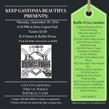 city of gastonia events