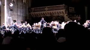 cortile platamone catania wars theme italian brass band 11 luglio 2014 catania