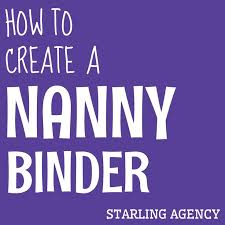 best 25 nanny jobs ideas on pinterest nanny binder summer