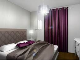 chambre parentale grise chambre prune et gris avec chambre prune et taupe meuble tv design
