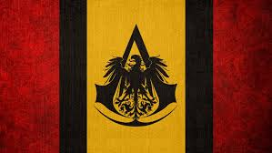 The Germany Flag Assassin U0027s Creed Flag Of The German Bureau By Okiir On Deviantart