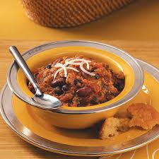 leftover thanksgiving turkey chili recipe 25 minute turkey chili recipe taste of home