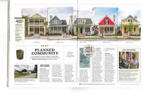 south carolina home plans beaufort u0027s own midtown square won the u201cbest planned community