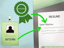 What Is Career Objective In Resume Write Career Objective Coinfetti Co