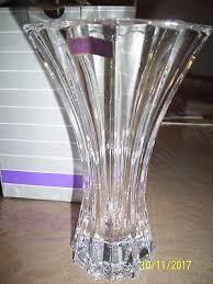 Waterford Crystal 8 Vase Marquis By Waterford Crystal Windflower 8