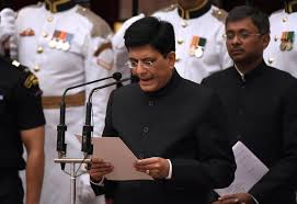 New Cabinet India India Appoints New Defence Minister Rejigs Cabinet To Refocus On