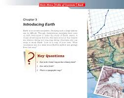 earth science chapter 3 textbook miss durant u0027s science class