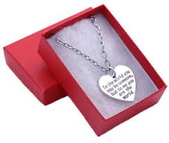 ebay necklace heart images Mom heart necklace ebay JPG