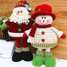 decorations for home adornos navidad 1pcs lot stuffed