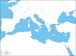 Map Com Mittelmeerraum Der Antike Kostenlose Karten Kostenlose Stumme