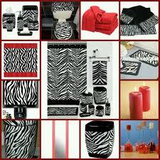 zebra bathroom ideas 12 best curtains images on throughout zebra bathroom