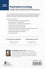 Dsm 5 Desk Reference Ebook by Psychopharmacology Straight Talk On Mental Health Medications