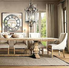st james rectangular extension dining table dining table restoration restoration hardware st james round dining