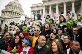 the new york times has chain migration has become a weaponized phrase here are the