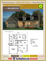 modular home price built by all american homes bainbridge