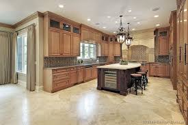 Light Wood Kitchen Cabinets - traditional light wood kitchen cabinets 97 kitchen design ideas