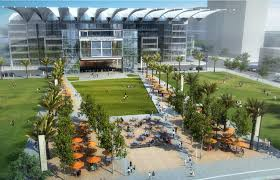 2 green space on the arts plaza metropoly october 2014