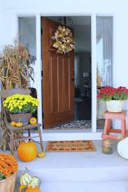 Home Decor Blogs 2015 Fall Home Tour 2015 What Rose Knows
