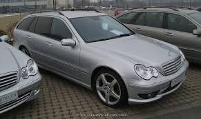 mercedes station wagon 2004 mercedes 2004 s203 c class amg sport package the history of cars