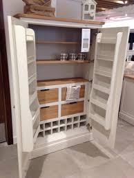 freestanding larder unit from next kitchen pinterest