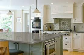 kitchen room rectangle brown wooden kitchen island plus black
