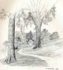 69 best drawing landscapes images on pinterest drawings draw