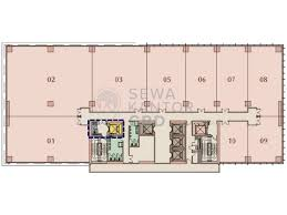 office tower floor plan sewa kantor m town office tower i serpong office space for