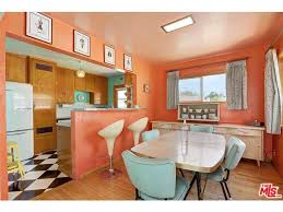 1950s kitchen the 1950s kitchen of your titty pink and turquoise dreams