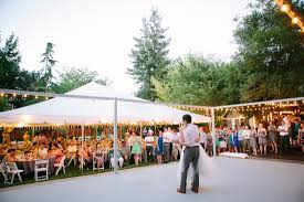 backyard tent wedding home outdoor decoration