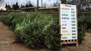 how to spray paint an artificial christmas tree christmas tree