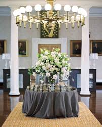 halloween wedding ideas martha stewart eva amurri and kyle martino u0027s modern slate gray destination