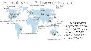 Singapore On Map Alexey Bokov U0027s Weblog Blog Archive Microsoft Azure Datacenter