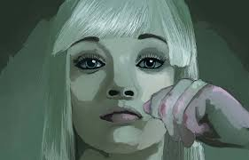 Sia Chandelier Lyrics Youtube Sia Chandelier Speed Drawing Painting Youtube