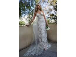 sle sale wedding dresses michelson lace up 2 340 size 8 sle wedding dresses