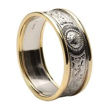 celtic wedding bands meaning celtic wedding band with amazing