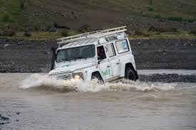 land rover iceland selecting the right adventure vehicle