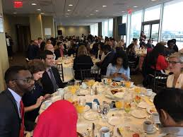 Delegates Dining Room At United Nations Headquarters More Than 100 Young Leaders Gather At Un For Opening Of General