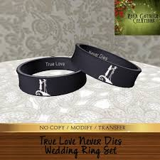nightmare before christmas wedding rings second marketplace rgc true never dies wedding ring