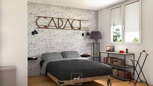 chambre style industriel beau chambre style industriel et charmant chambre deco
