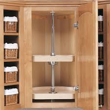 RevAShelf Wood Classic DShaped Shelf And Shelf Lazy - Corner cabinet for rv