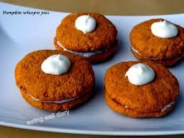 pumpkin whoopie pies whole wheat egg free fall recipe