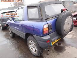 toyota rav4 convertible for sale toyota rav4 breakers rav4 top dismantlers