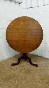 antique tilt top table antique georgian period oak tilt top table c1780 498128