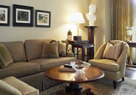 Beige Living Room by Furniture Marvelous Design Ideas Using Cream Round And Brown