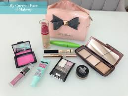 my daily makeup essential my cur vacation makeup routine my cur face of makeup