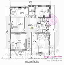 single story duplex floor plans uncategorized duplex floor plan for narrow lots dashing with