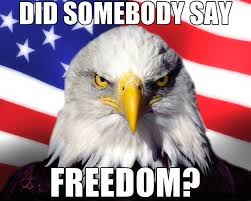 Patriotic Eagle Meme - 10 patriotic quotes to get you excited for july 4th