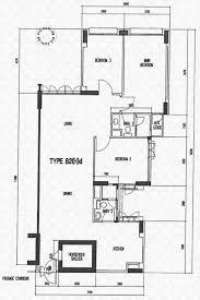 floor plans for edgedale plains hdb details srx property