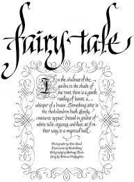 17 best images about different styles calligraphy on pinterest